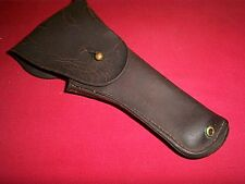 Vintage WWII Army 45 U.S. Leather Flap Holster Right Hand