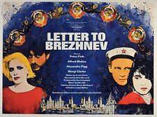 "Letter to Brezhnev 16"" x 12"" Reproduction Movie Poster Photograph"