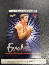 2016 AFL SELECT FOOTY STARS EXCEL CARD NO.EP129 JESSE HOGAN MELBOURNE