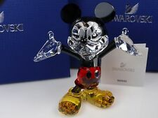SWAROVSKI DISNEY MICKEY MOUSE RETIRED 2015 MIB #1118830