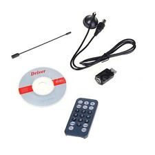 Mini USB DVB-T Digital TV Stick Card Tuner Recorder Receiver for Freeview Laptop