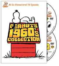2 DVD Peanuts Charlie Brown 1960's Collection Holiday Christmas Movie Set
