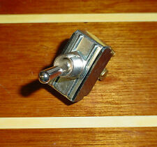 BOAT~RV~MARINE TOGGLE SWITCH~2 POSITION~ON-OFF~4 TERMINAL~HEAVY DUTY~125-250 VAC