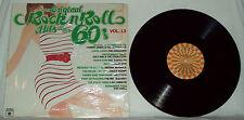 Original Rock n Roll Hits of the 60s Vol 13 USA 1982 lp vinyl record VG+