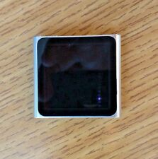 Apple iPod Nano 6th Gen A1366 16GB Silver - Perfect Condition