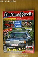Oldtimer Praxis 2/06 Pontic GTO MB 240 D Ducati 450