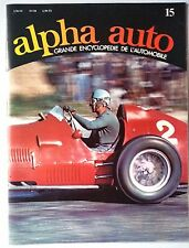 Encyclopédie Alpha Auto n°15; Ascari/ Assemblage