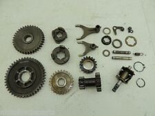 01 SUZUKI QUAD RUNNER 250 LTF250 LT-F250 REAR DIFFERENTIAL TRANSMISSION GEARS B