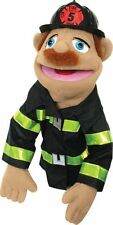 Melissa and Doug Firefighter Puppet , New, Free Shipping