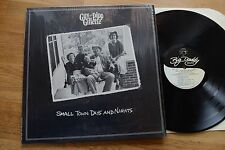 GUY & PIPP GILLETTE Small Town Days And Nights LP Big Daddy BDR-1044