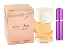 NINA RICCI PREMIER JOUR 5ML EDP PERFUME IN PINK REFILLABLE TRAVEL ATOMISER 59