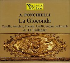 A. PONCHIELLI  la gioconda  GIOVANNA CASOLLA , DANIELE CALLEGARI