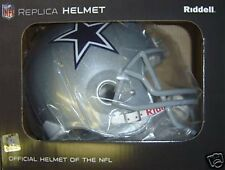 Dallas Cowboys Riddell Deluxe NFL Helmet NEW IN BOX
