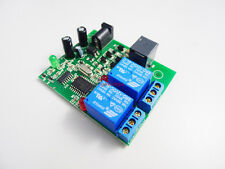 DC 12V 2 CH Wireless Telephone Remote Control relay Board Module for smart home