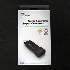 Brook XBOX 360 Controller Adapter to XBOX One for Console - Need NOT XB One Pad