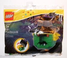 2012 LEGO Halloween Witch Storage Box 40032 Polybag Set NEW SEALED