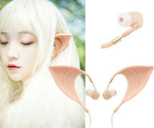 Elf Elfen Ear IN-EAR Ohr Kopfhörer headset Cosplay costume Ferid Bathory Vampire