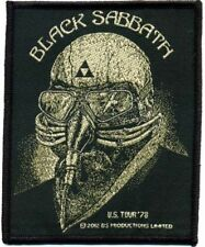 "Black Sabbath"" Never Say Die "" Patch/Sew-on Patch 602248 #"