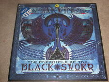 HAWKWIND - CHRONICLE OF THE BLACK SWORD - NEW DOUBLE LP RECORD