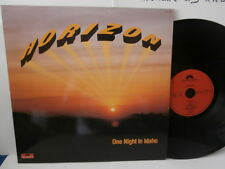 "horizon""one night in idaho""(birth control)lp12""or.fr.1983 rare rock/prog."