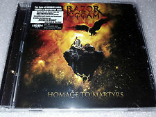 RAZOR OF OCCAM ‎- Homage To Martyrs (with hype sticker)