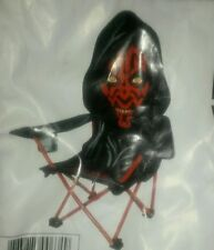 STAR WARS SITH DARTH MAUL Kids Folding Chair with Carry Case - Officially Licens