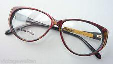 SeeYou Brillenfassung Acetatgestell Damen große Glasform Markenbrille occhiali M