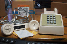 Vintage  Western Electric AT&T 2500MMG -Ivory color Touch-Tone Traditional phone