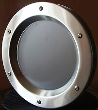 PORTHOLE BULL'S EYE FOR DOORS phi 350 mm. BEAUTIFUL.