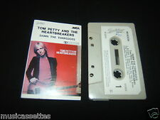 TOM PETTY AND THE HEARTBREAKERS DAMN THE TORPEDOES NEW ZEALAND CASSETTE TAPE