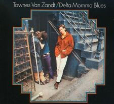 Townes Van Zandt - Delta Momma Blues [New CD] Digipack Packaging