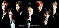 THE BEST OF BTS Bangtan Boys Korea Edition Limited CD+DVD Photo Set Japan New