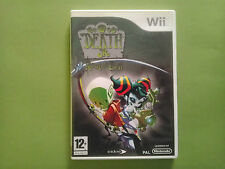 Death JR. Root of Evil ~ Nintendo Wii Warranty COMPLETE *BEST4U* Great Quality