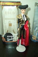 BARBIE DOLLS OF THE WORLD COLLECTOR EDITION 20TH ANNIV SPANISH #24670 1999