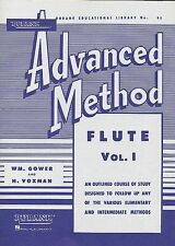 "RUBANK ADVANCED METHOD FOR BAND VOLUME 1 ""FLUTE"" MUSIC BOOK BRAND NEW ON SALE!!"