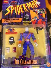 Spiderman The New Animated Series The Chameleon With Transforming Identity 1995