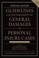 Guidelines for the Assessment of General Damages in Per by Judicial College