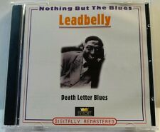 Leadbelly: Nothing but the Blues (History) (cd6880)