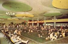 THE NEVELE COUNTRY CLUB guests enjoy the Waikiki Indoor Pool ELLENVILLE, N.Y.