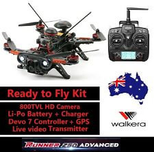 Walkera Runner 250R Advance GPS Drone *RC Racing Quadcopter Camera FPV Parrot*