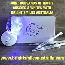 Teeth Whitening Kit. 15 Treatments Say Hi To A Pearly White Smile Thousands Sold