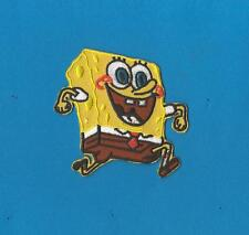 SpongeBob SquarePants Iron On Embroidered Hat Jacket Hoodie Patch Crest A
