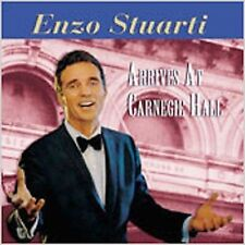 Arrives at Carnegie Hall * by Enzo Stuarti cd SEALED