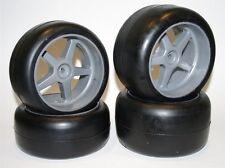 4x Slicks Slick-Reifen Reifen für FG Modelle FG 06416/08 + 06418/08