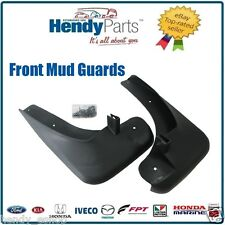 New! GENUINE FORD FOCUS MK2 2008 - 2011 FRONT MUD FLAPS GUARDS 1387727