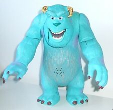 "Sulley Monsters Inc action force figures 12"" inches talking pull string Disney"