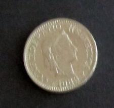 Münze 10 Rappen Schweizer Franken 1983 aus Umlauf gültiges Zahlungsmittel
