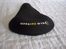 Velo MTB GelTech Bicycle Seat Cover JEL brand new Black