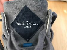 Paul Smith Vestri Suede Trainer Sneakers Mens size UK 11 US 12