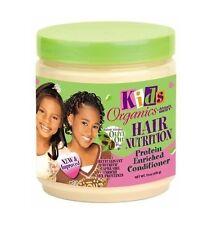 Africa's Best Kids Organics Nutrición Proteína enriquecida acondicionador de cabello 15oz